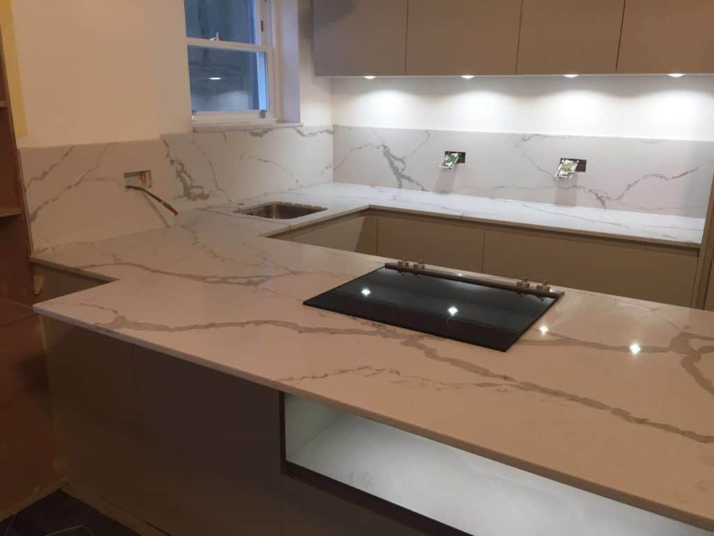 Calacatta Kitchen Worktops