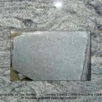 Silver Cloud granite