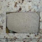 White Topazio granite