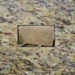 Yellow Topazio granite