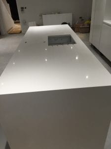 Quartz worktops Kent and London