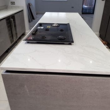 London quartz worktops