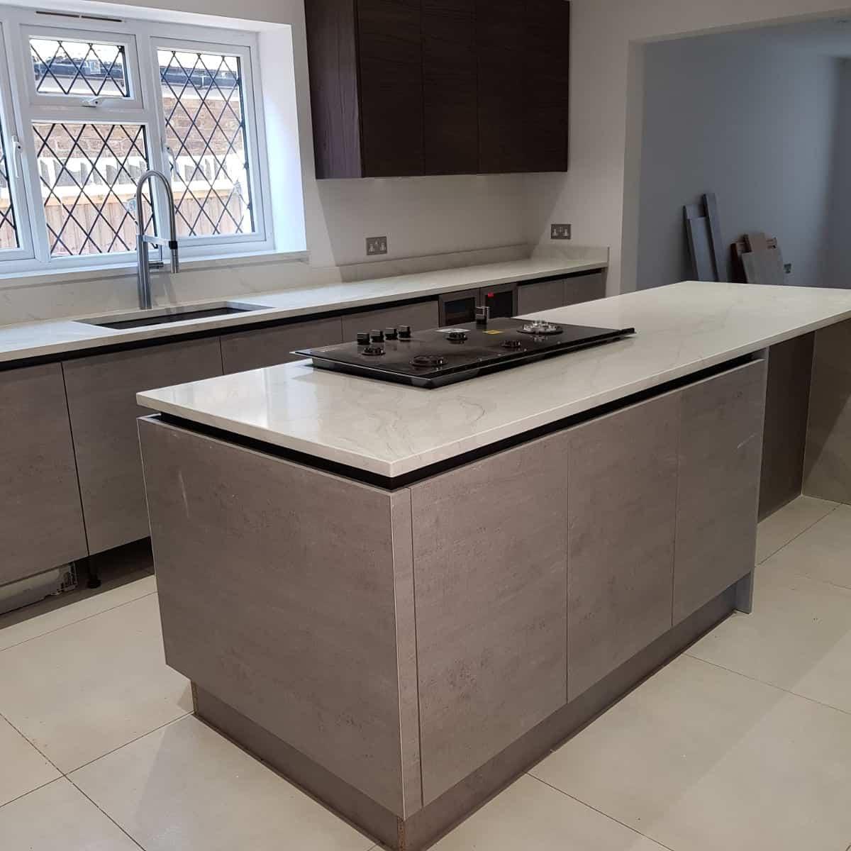 Granite Kitchen Worktops Images: Palazzostone