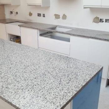 kitchen granite worktops London, bespoke granite worktop