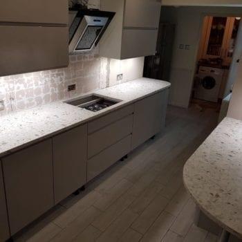 Classic quartz worktops madeira palazzo stone