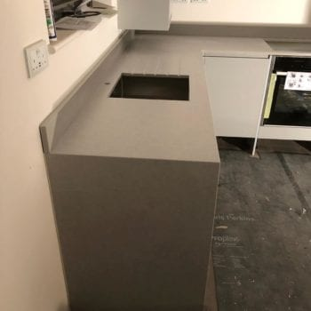 Silestone sereena quartz worktops