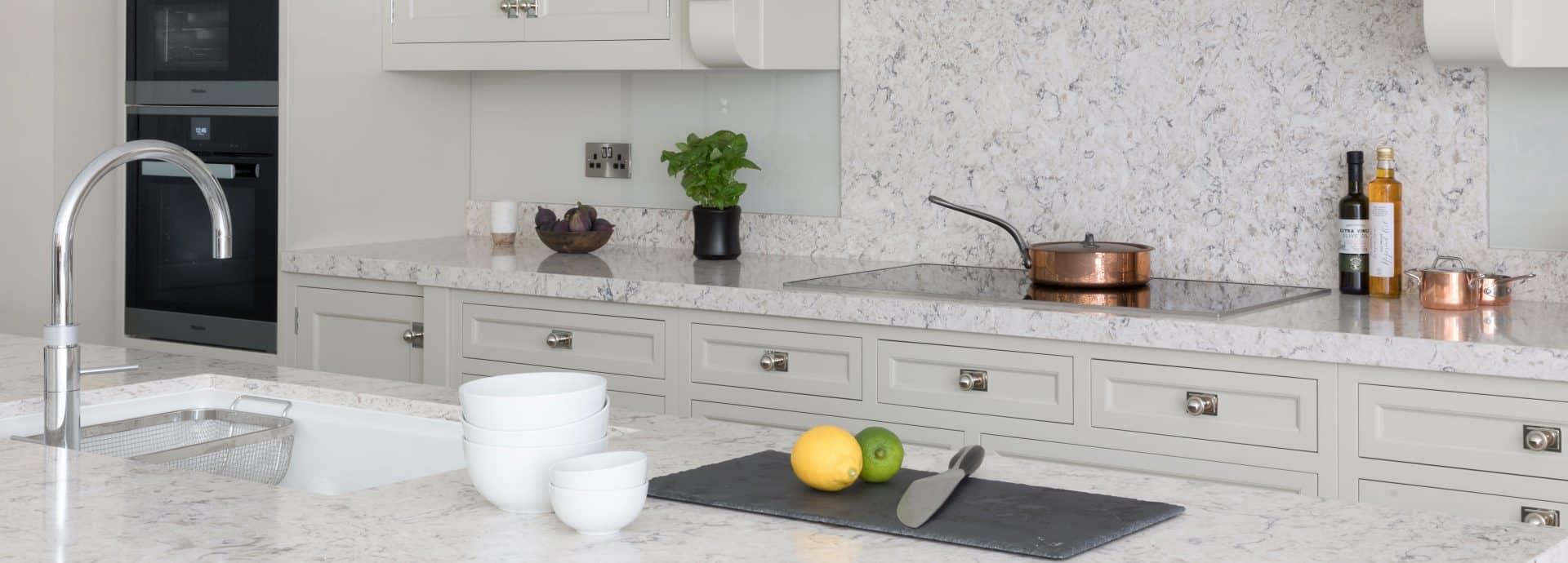 quartz countertops London